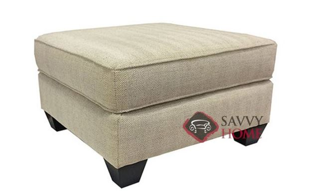 The 704 Square Storage Ottoman by Stanton