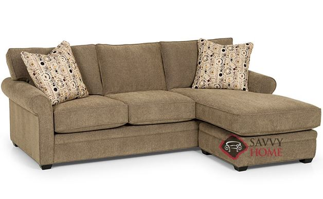 The 283 Chaise Sectional Sofa by Stanton