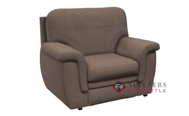 Palliser Brunswick Chair in Mila Taupe