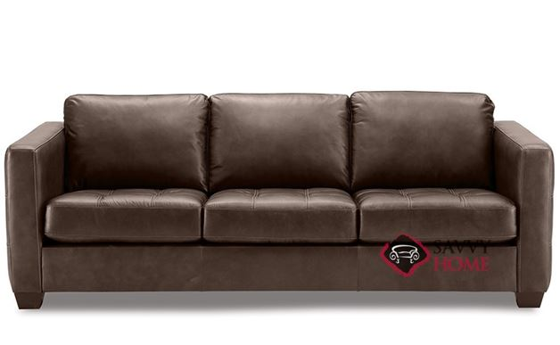 Barrett Leather Sofa by Palliser