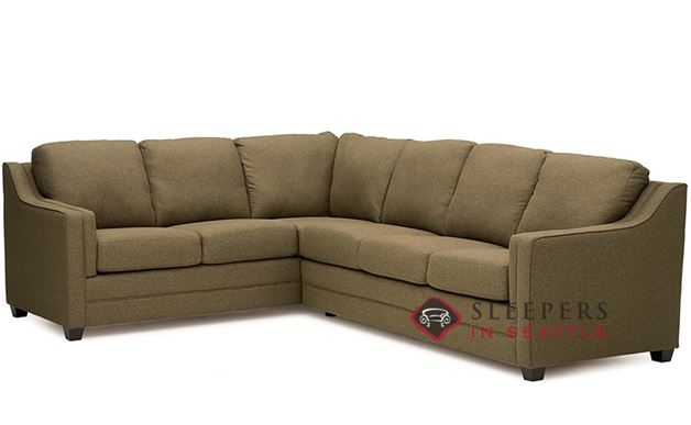 Palliser Corissa True Sectional Full Sleeper Sofa