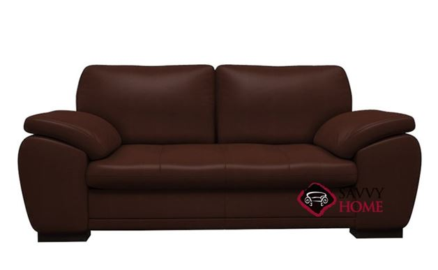 Miami Leather Loveseat by Palliser