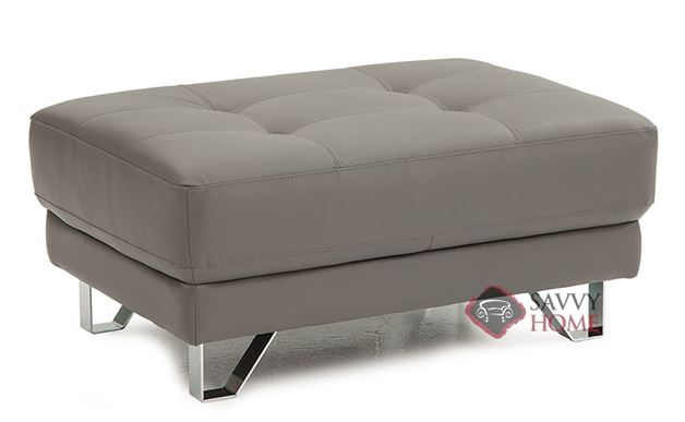 Seattle Leather Ottoman by Palliser
