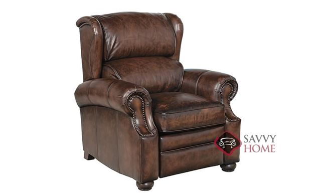 Warner Reclining Leather Chair by Bernhardt in 203-020