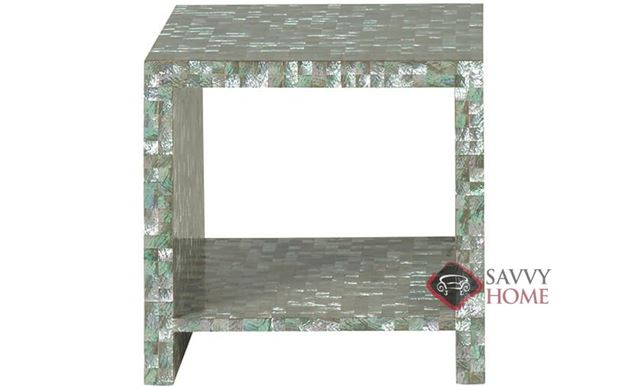 Abalone Shell Bunching Cocktail Table