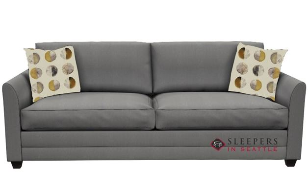 Savvy Valencia Sleeper in Lily Pewter (Queen)