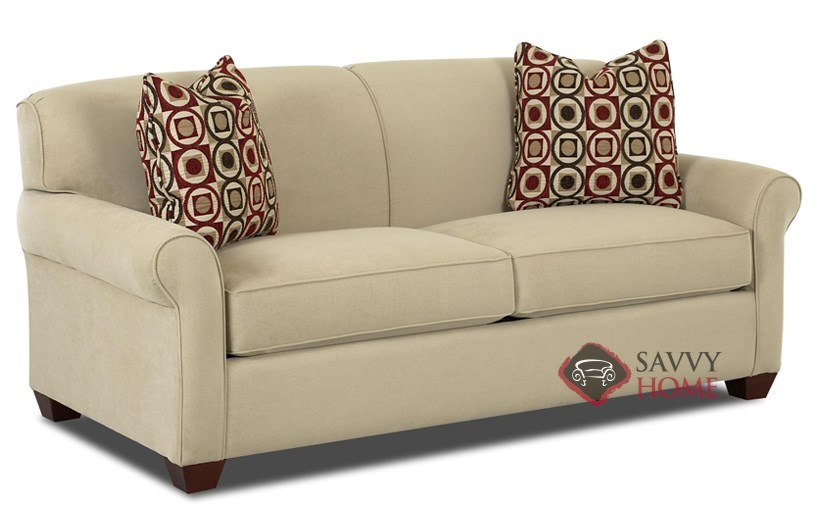 Calgary fabric full by savvy is fully customizable by you - Sectional sofa bed calgary ...