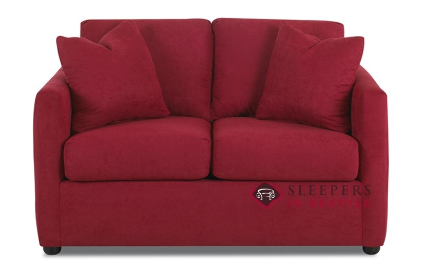 San Francisco Twin Sleeper Sofa by Savvy