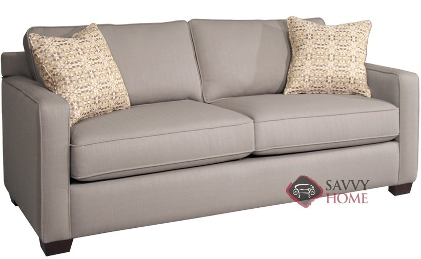 Parker Sofa shown in Calvin Dolphin