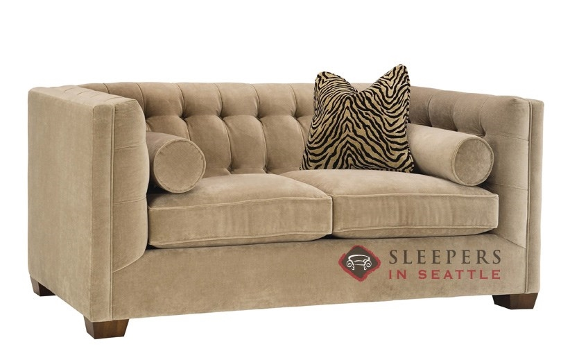 Lazar Tommy Sleeper (Twin) - Customize And Personalize Tommy Twin Fabric Sofa By Lazar