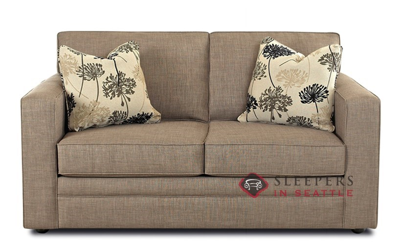Customize And Personalize Boston Full Fabric Sofa By Savvy Full Size Sofa Bed