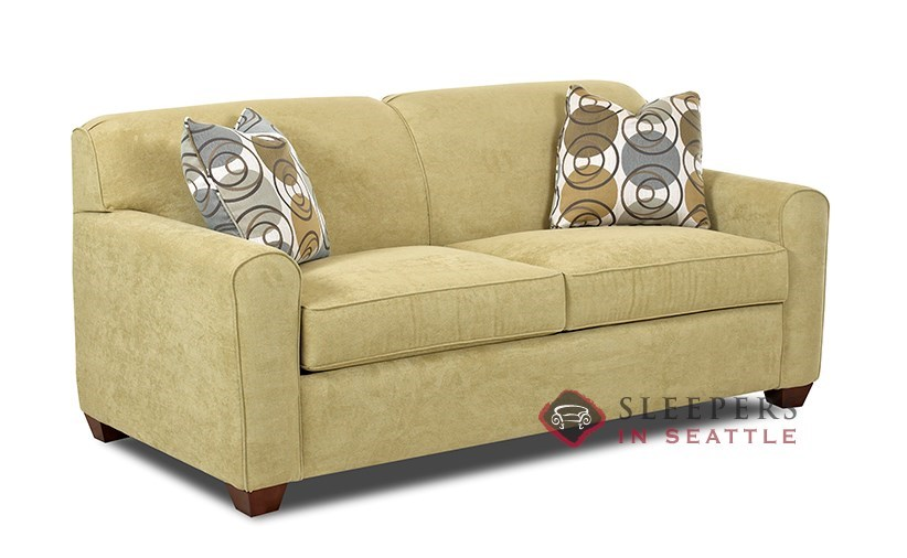 Customize and personalize zurich full fabric sofa by savvy for Sofa bed zurich