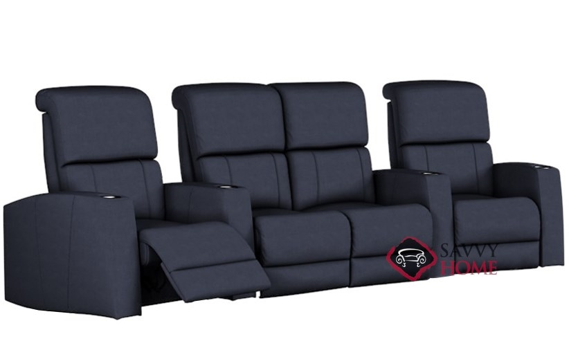 Hifi fabric sofa by palliser is fully customizable by you Loveseat theater seating
