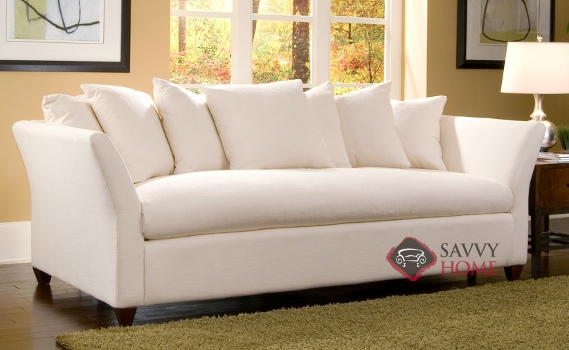 Fulham Fabric Sofa By Savvy Is Fully Customizable By You