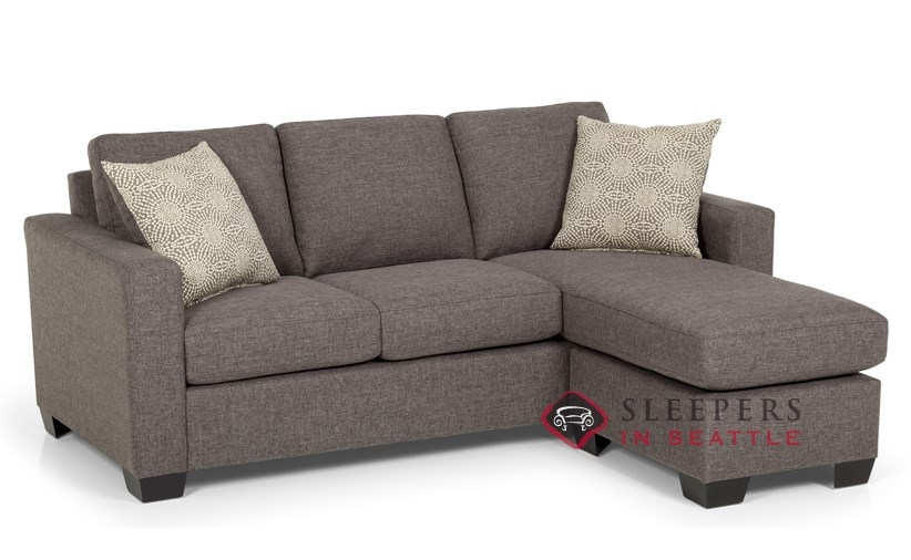 Customize and personalize 702 chaise sectional fabric sofa Sleeper sofa sectional
