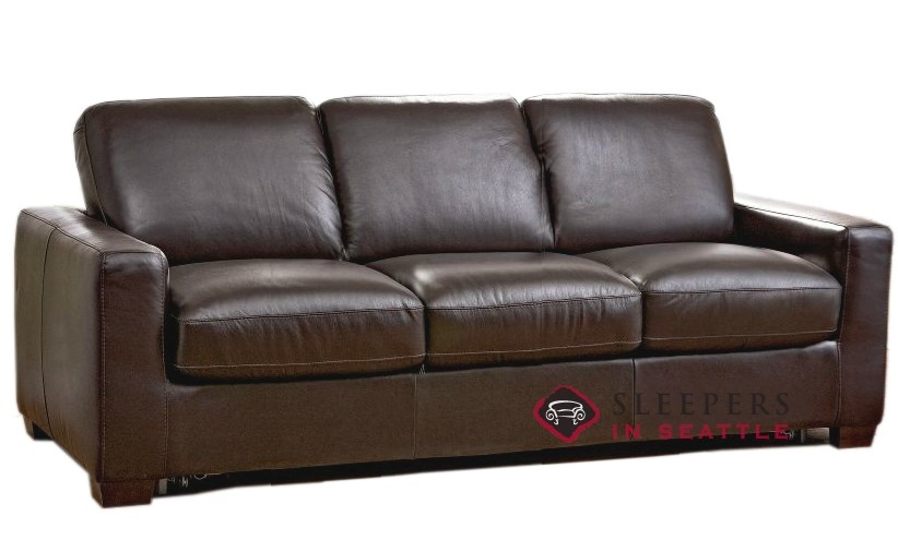 Customize and Personalize Rubicon (B534) Queen Leather Sofa by ...