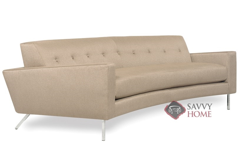Flamingo Curved Sofa By Lazar Industries