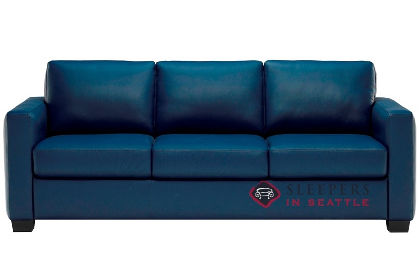 Customize and Personalize Roya (B735) Queen Leather Sofa by ...