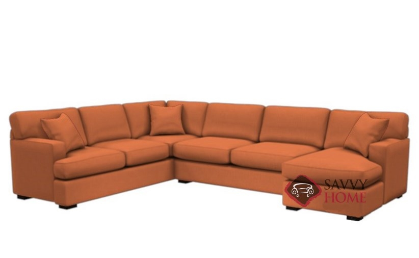 146 fabric true sectional by stanton is fully customizable for Sofas con shenlong
