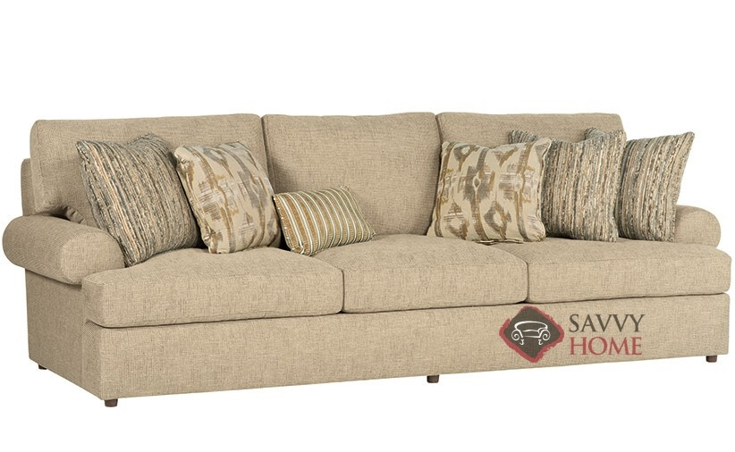 Andrew Sofa With Down Blend Cushions By Bernhar.