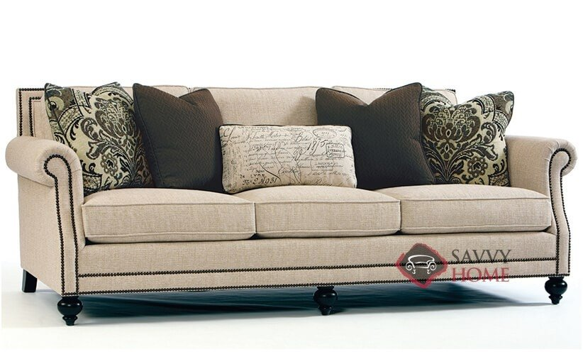 Amazing Brae Sofa With Down Blend Cushions By Bernhardt In 1058 200