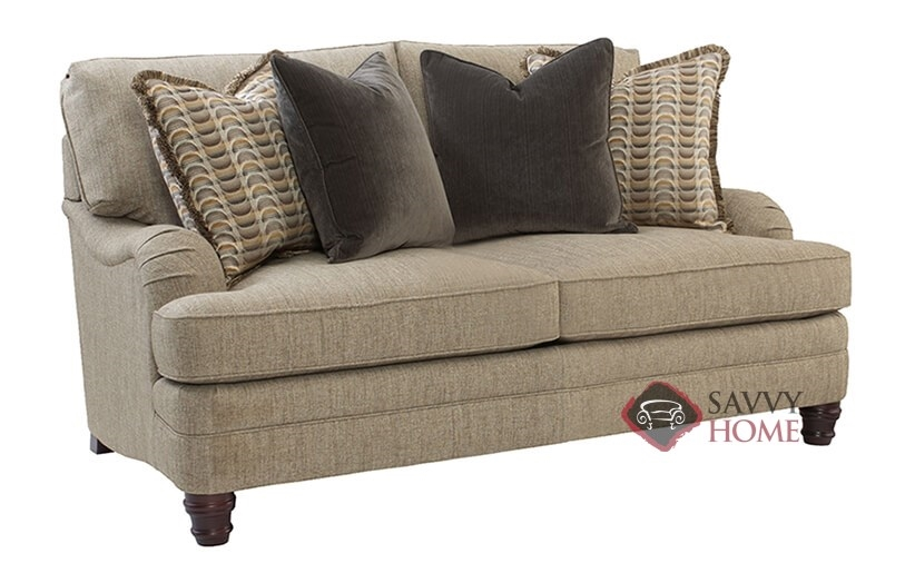 Tarleton Loveseat With Down Blend Cushions By Bernhardt In 2217 020