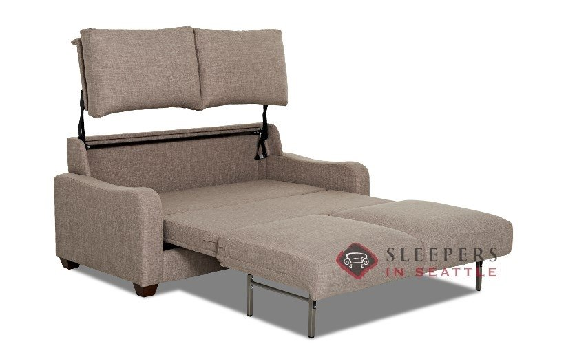 Customize and personalize toronto queen fabric sofa by for Sofa bed toronto