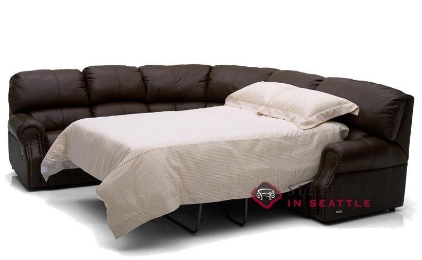 Leather Sleeper Sofa Recliner Scandlecandlecom